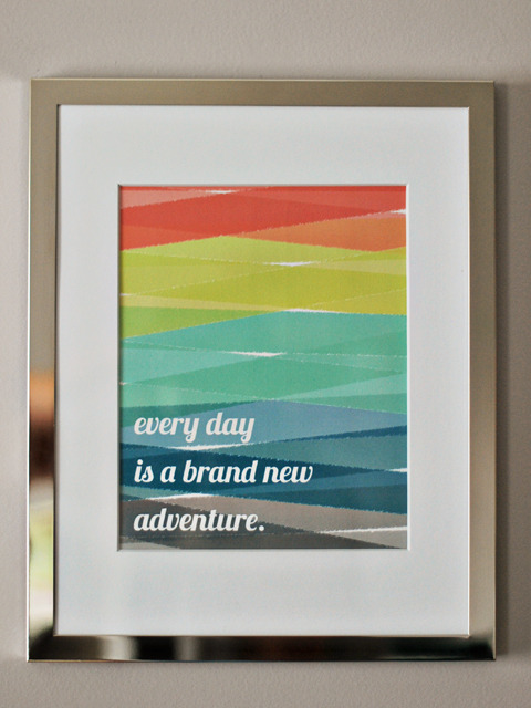 Adventure Printable