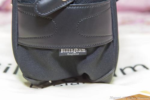 Billingham FibreNyte 307 車標