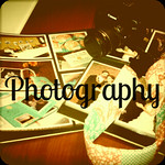 Photography Button - Photo Style