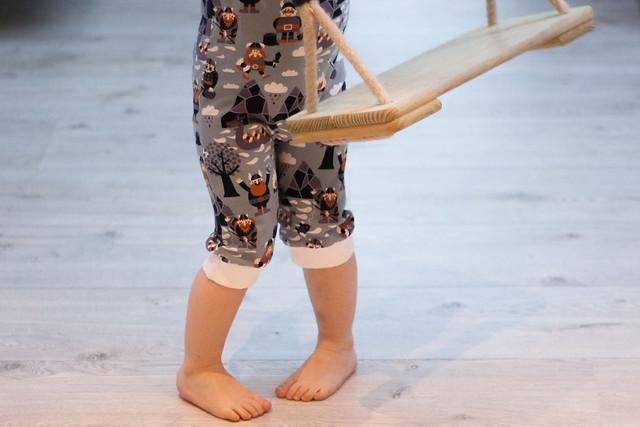 De onorthodoxe pyjama-1