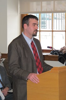 Assistant House Majority Leader Jeff McCabe, D-Skowhegan