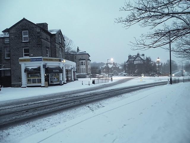 Leeds Road Harrogate