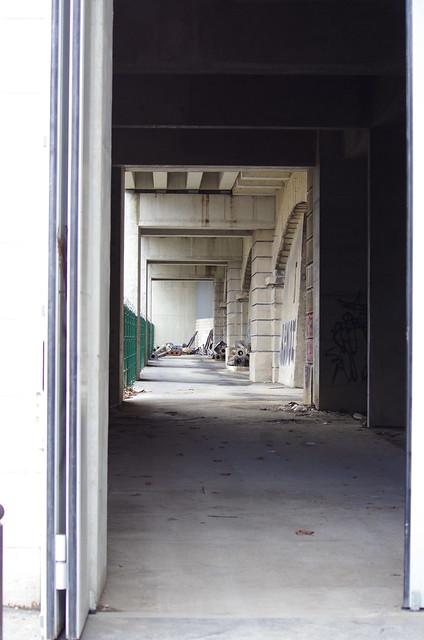 Sous le p riph rique porte d 39 ivry paris flickr photo - Porte peripherique paris ...