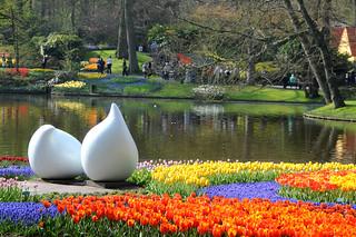 El jardín más bello del mundo.