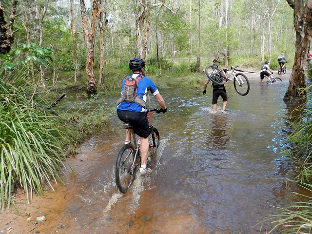 Creek Crossing, Woodford