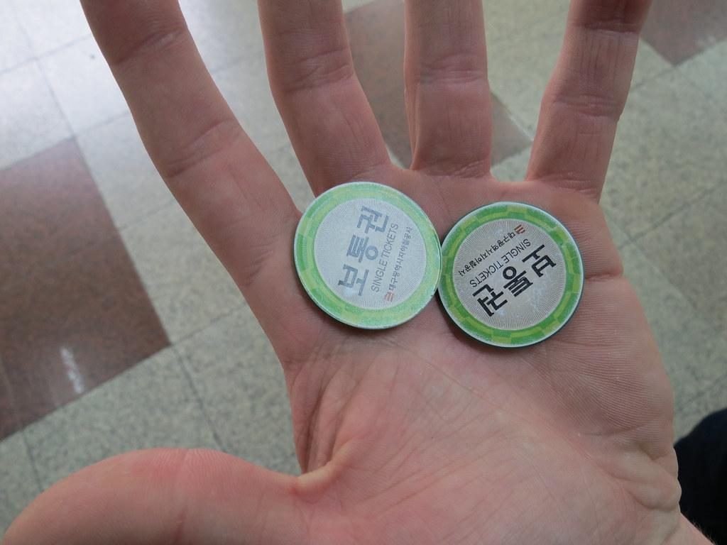 Metro Tokens
