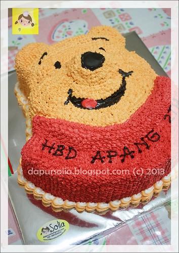 Winnie Cake for Apang