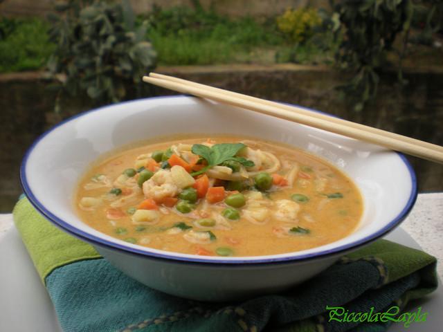 noodls con verdure e gamberi (9)