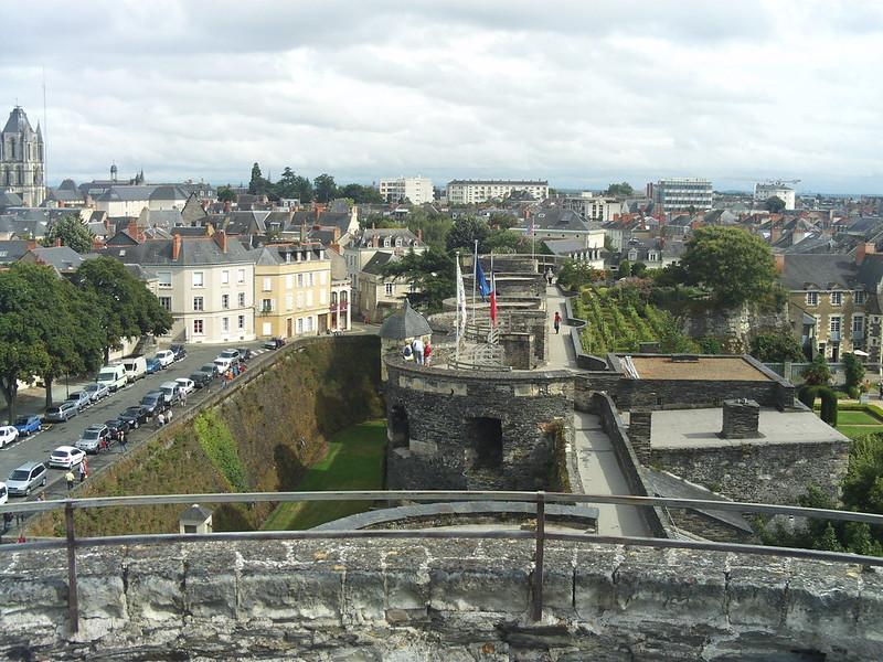Muralla del castillo