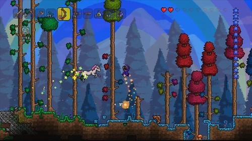 Acclaimed sandbox adventure Terraria coming soon to PS Vita