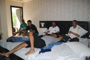 Biswajit, Joy, Ashish, Apurba & Subhadip