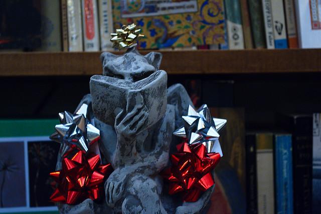 Christmas Gargoyle