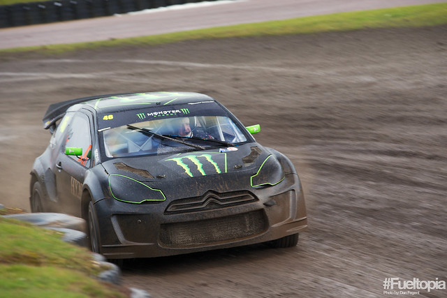 Monster Energy - British RallyX Rnd1