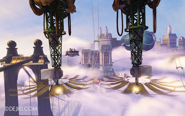 BioShock Infinite - Skyline escape
