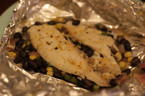 Tilapia Packets