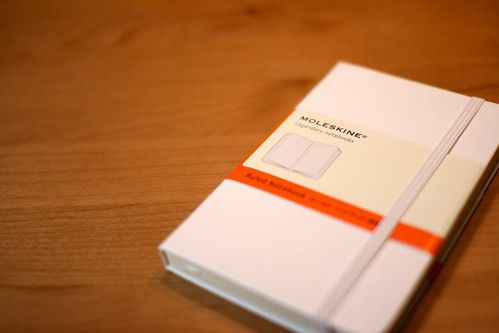 Moleskine Hard Cover White