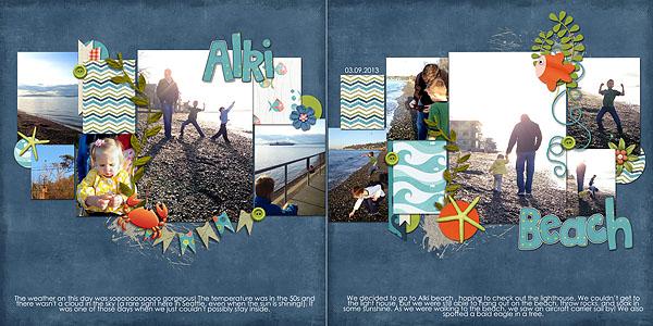 13 03 09 Alki Beach
