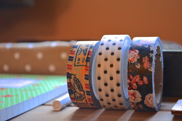 New Washi Tape