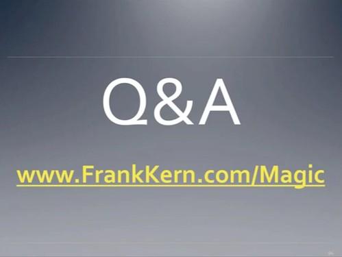 フランク・カーン(Frank Kern)のウェビナー