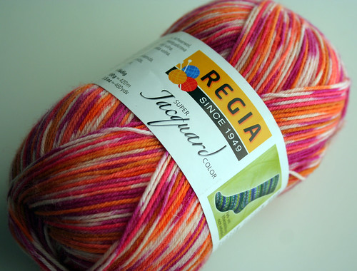 regia super jacquard color