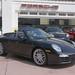 2011 Porsche 911 Carrera S Cabriolet Basalt Black on Black 6spd in Beverly Hills @porscheconnection 1168