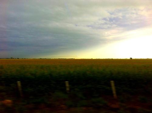 road sunrise carretera amanecer fields campos sinaloa streamzoo