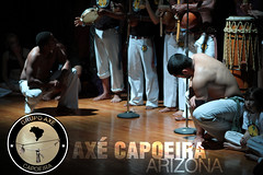 Axe Capoeira Arizona posted a photo:	In Tucson with Legacies of Africa.