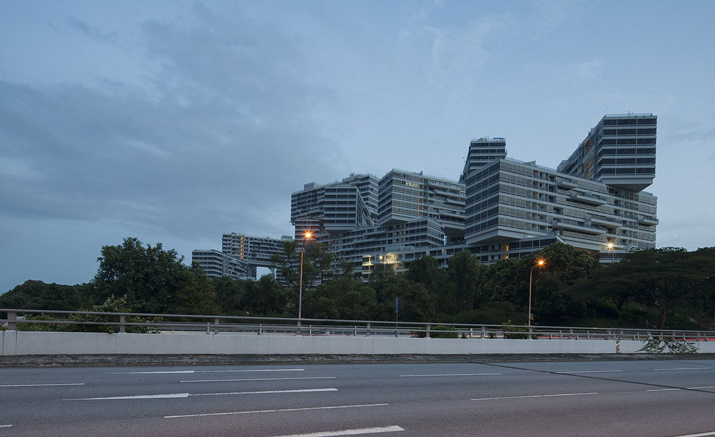 The Interlace Singapur Singapore