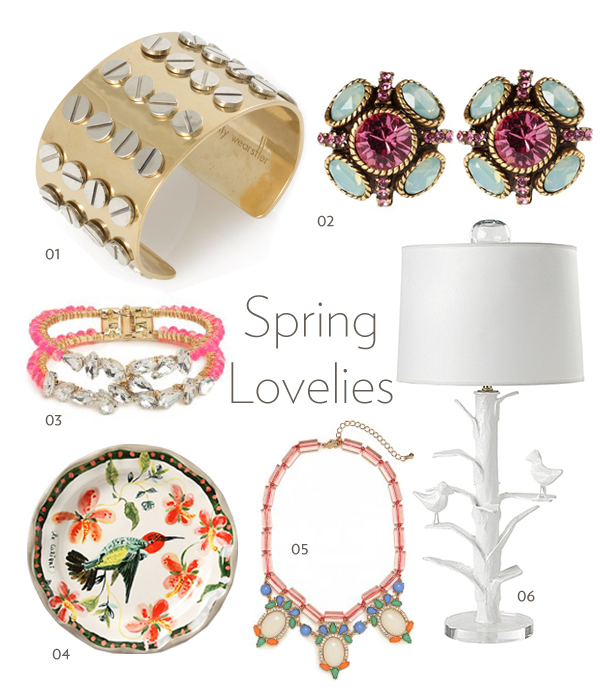 Collage - Spring Lovelies