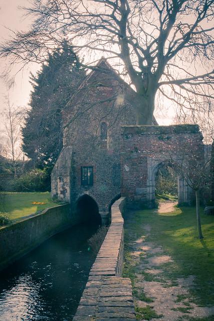 Greyfriars Garden, Canterbury