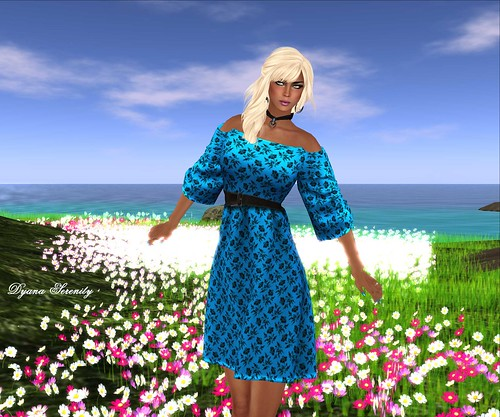 Romantic by Dyana Serenity Blogger Second Life
