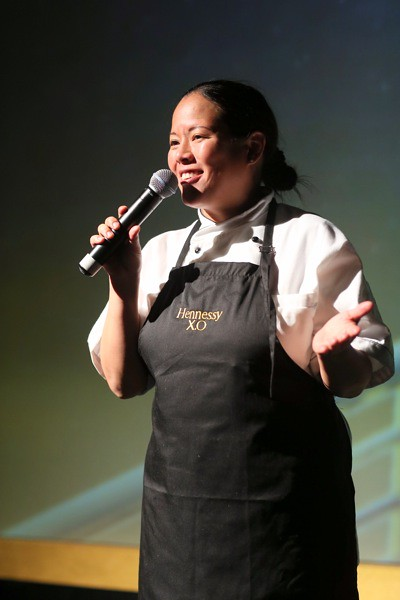 Hennessy X.O Appreciation Grows 2013 Chef Lee Anne Wong BYLF5594