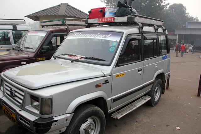 Arriving and Leaving Darjeeling