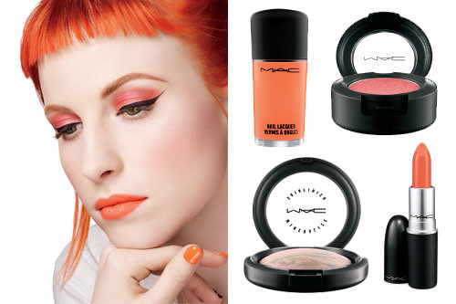 hayley-williams-mac-collection