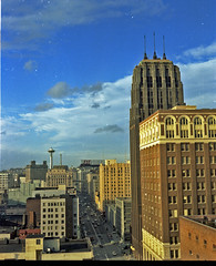 Looking north on Third Avenue, 1968