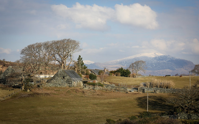 Easter Sunday In Snowdonia