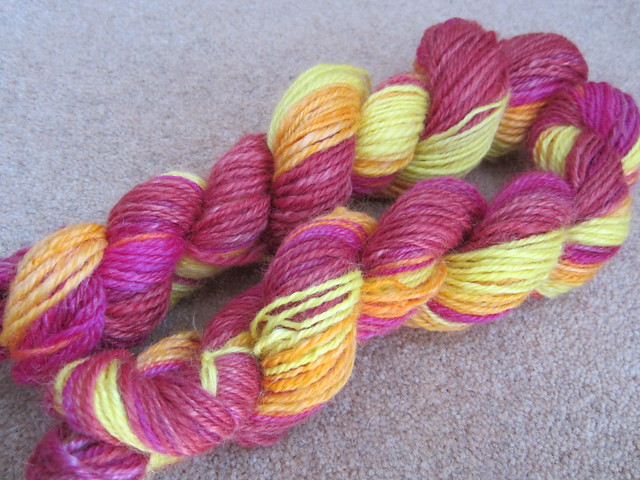 Sliced Sunshine handspun (1)