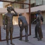 Sculpture in Elche