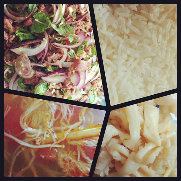 Monday evening on Earth #azn #asian #food #instafood #asianfood