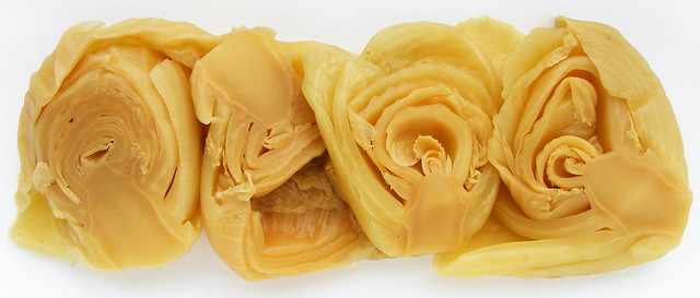 Suan Cai – pickled Chinese Mustard cabbage