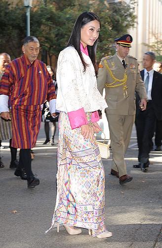 Queen of Bhutan