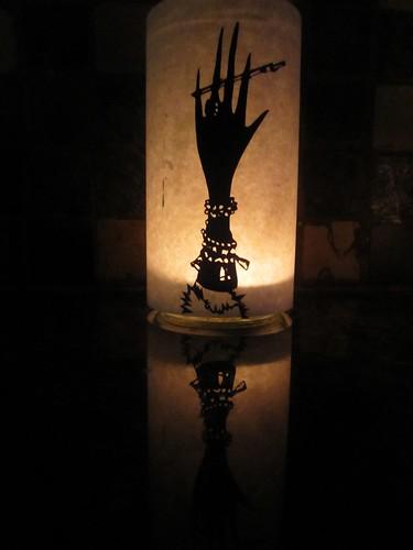 mame lantern by Rakka