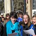 Martin Luther King Day rally, Jan. 21, 2013