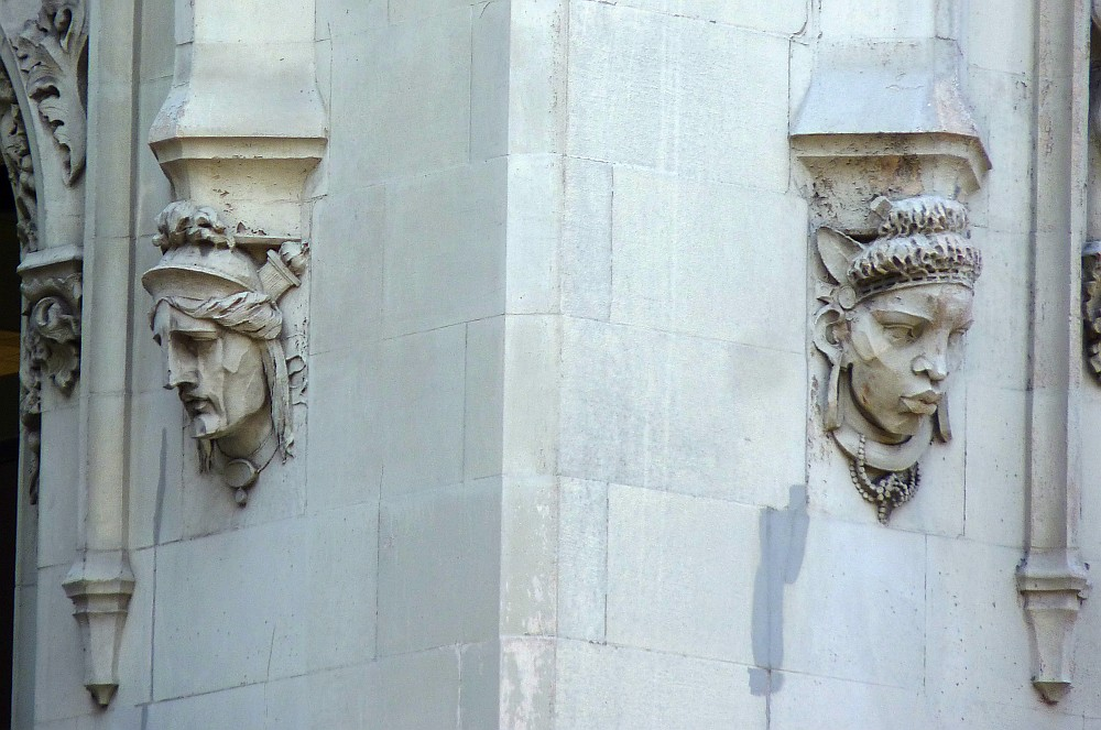 Woolworth Faces