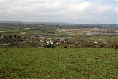View over Amberley
