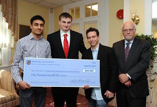 Hofstra-CPX Entrepreneurship Competition