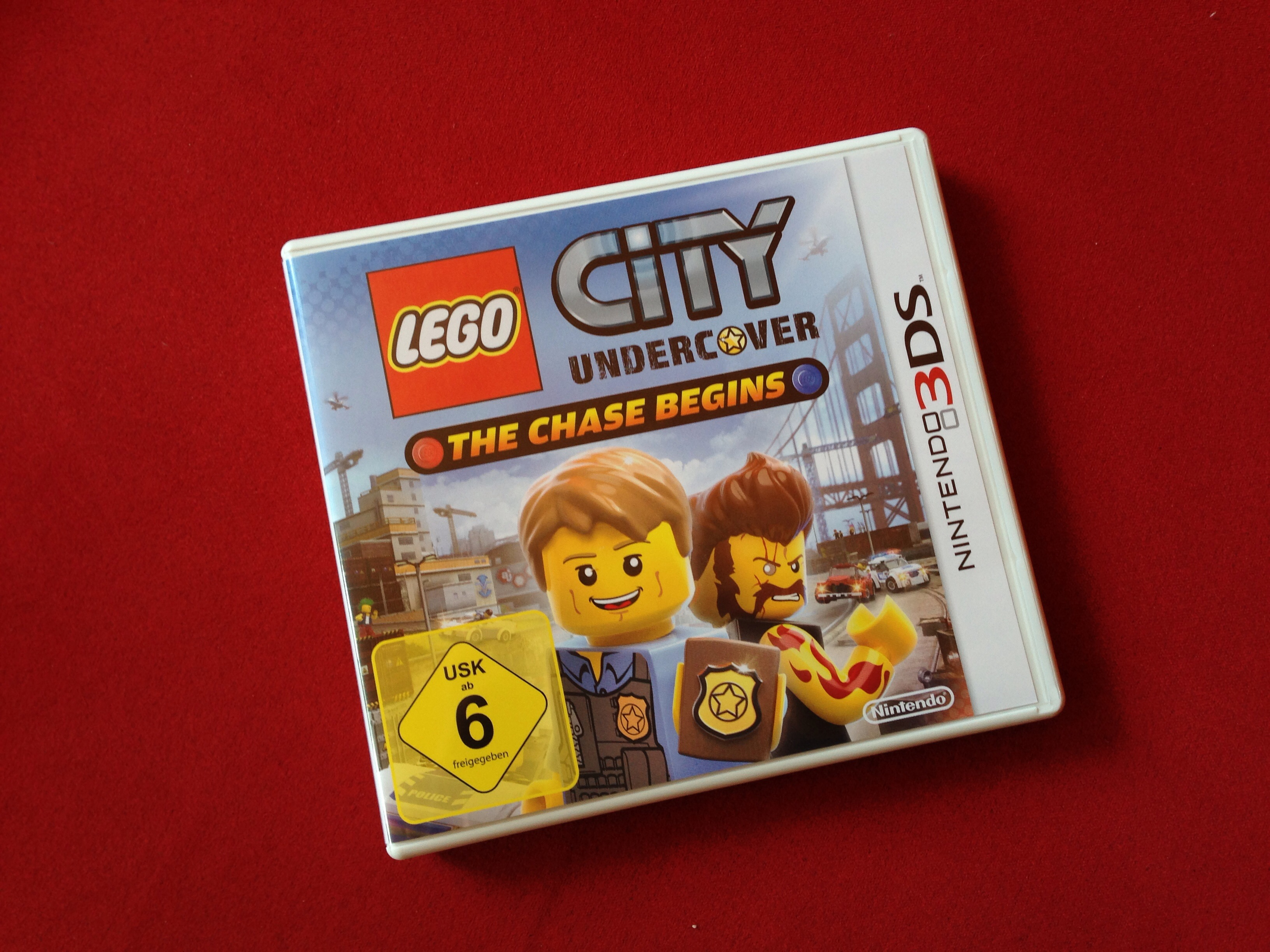 Lego city undercover the case begins 3ds flickr for Case lego city