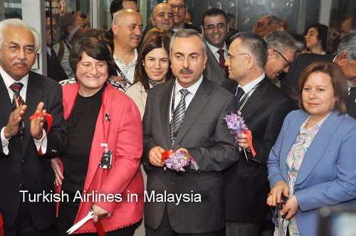 Turkish Airlines in Malaysia 3