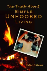 the truth about simple-unhooked-living book cover