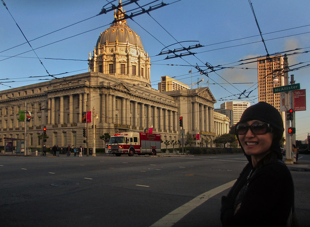 Helen by City Hall, San Francisco (2013)